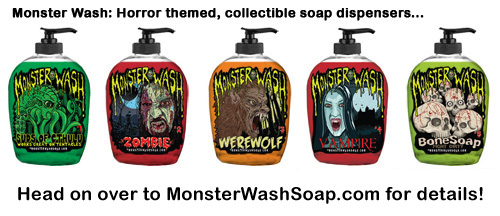 Monster Wash available now!!